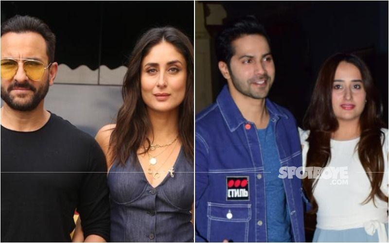 Varun Dhawan- Natasha Dalal Wedding: Kareena Kapoor Khan- Saif Ali Khan Welcome The Newlyweds To 'Marital Bliss'