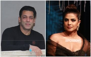 Priyanka Chopra Recalls She Was Asked To Strip For A Seductive Song; Here's How Co-Star Salman Khan Came To Her Rescue