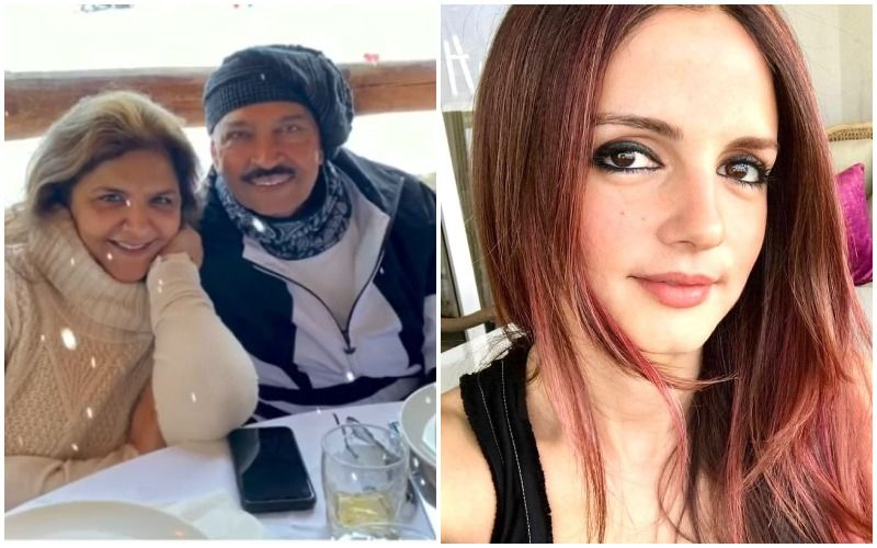 Sussanne Khan Wishes Hrithik Roshan's Parents Pinkie And Rakesh Roshan On Their Wedding Anniversary: 'Happiest 50 Years Mama And Papa'
