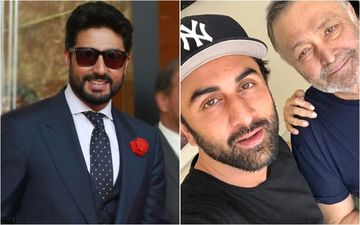 Abhishek Bachchan Reveals Rishi Kapoor Would Follow A Gossip Site To Find Out What Ranbir Kapoor Was Upto: 'I Found That So Sweet'
