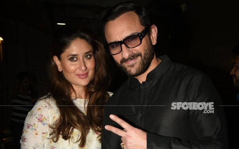 Kareena Kapoor Khan Goes 'Oooh That Waistline' As She Shares A Major Throwback Picture With Hubby Saif Ali Khan From 2007- PIC INSIDE