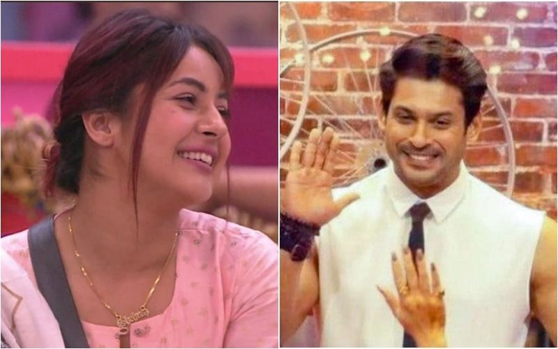Bigg Boss 14: Shehnaaz Gill Can't Stop Gushing Over Sidharth Shukla As He Takes On Hosting Duties This Weekend Ka Vaar; Latter Has The Sweetest Reply
