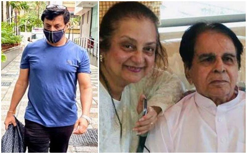 Madhur Bhandarkar Visits Dilip Kumar In Hospital; Says 'Sairaji Was Very Gracious To Give Me Time; I Hope He Returns Home Soon'