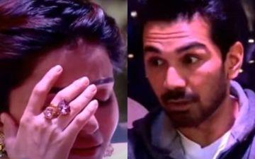 Bigg Boss 14 Jan 6 SPOILER: Abhinav Shukla Leaves Rubina Dilaik In Tears, Walks Away Saying 'You'll Be Very Sorry Agar Is Week Main Evict Hota Hu'