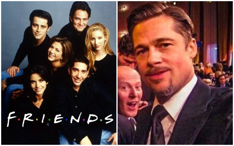 FRIENDS: Throwback To When Brad Pitt Chose Jennifer Aniston's Rachel And David Schwimmer's Ross As His Favourite TV Couple- WATCH