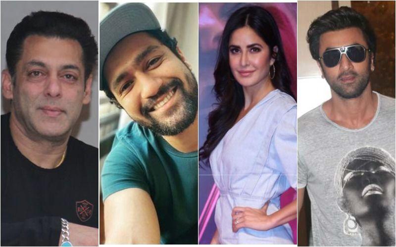 Hilarious Memes Featuring Salman Khan, Ranbir Kapoor Erupt After Harshvardhan Kapoor Confirms Katrina Kaif- Vicky Kaushal's Relationship