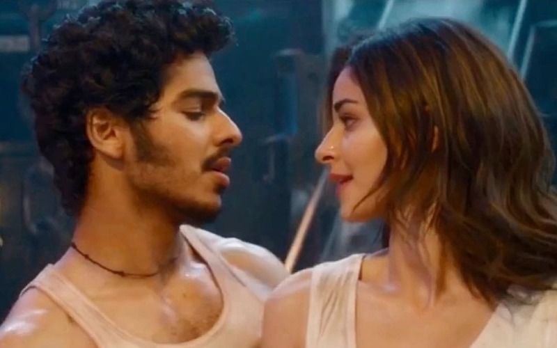 Ishaan Khatter Shares Hot Glimpses Of Rumoured GF Ananya Panday From Their Maldives Vacay; Calls Her His 'Muse' While Crediting Her For The VIDEO