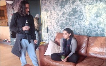 Blind: Sonam Kapoor Undergoes Major Prep To Get Into The Skin Of Her Character In Her Upcoming Film