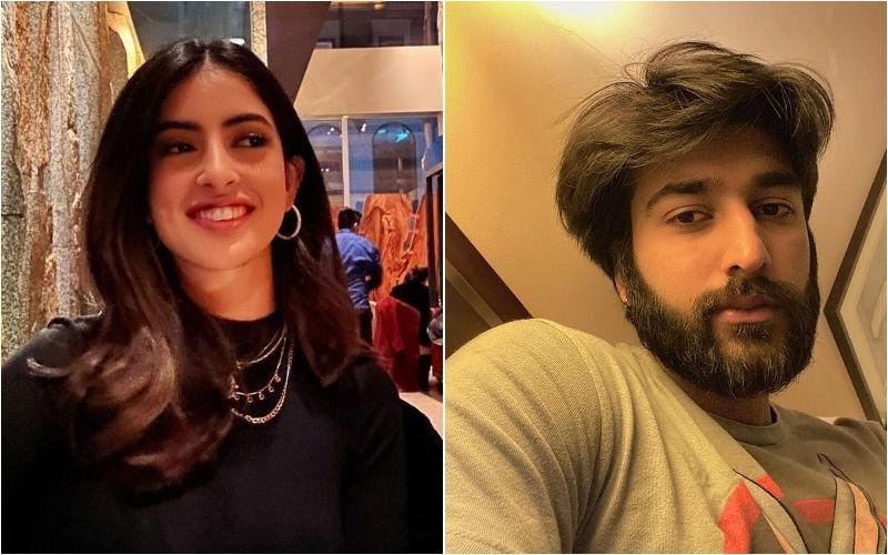 Navya Naveli Nanda Drops Stunning Pictures In Black; Her Rumoured BF Meezaan Jaaferi's Comment Grabs Attention