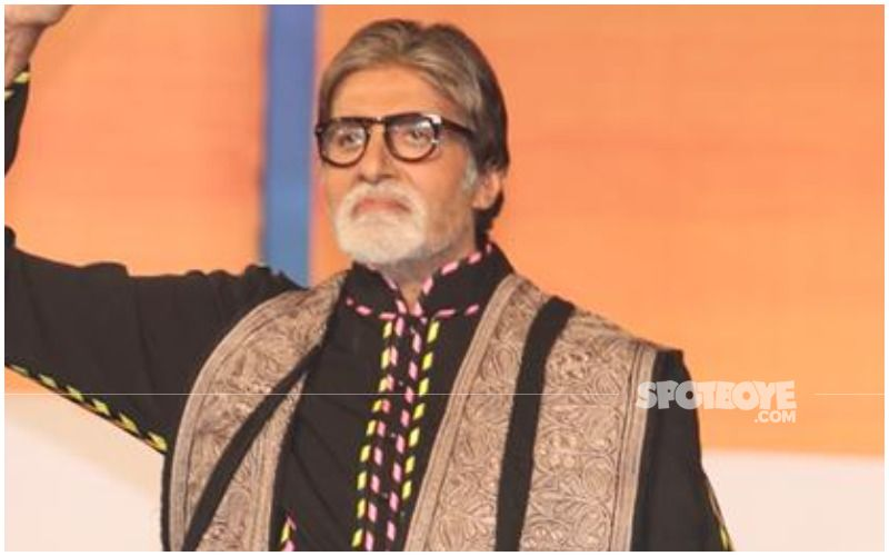 Amitabh Bachchan Reminisces His Iconic Film Deewaar Co-Starring Shashi Kapoor As He Shoots For Mayday At The Same Location After 4 Decades: 'Been A While'