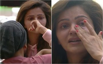 Bigg Boss 14: Rubina Dilaik BREAKS DOWN Post Fight With Eijaz Khan- Rahul Vaidya; Tells Abhinav Shukla: 'My Concern Is Misunderstood'