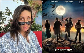 Bhoot Police: Kareena Kapoor Khan Drops FIRST Post After Delivery; Shares An Eerie Poster Announcing Release Date Of Saif Ali Khan Starrer