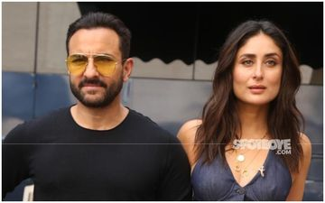 Tandav Row: Police Deployed Outside Saif Ali Khan- Kareena Kapoor Khan's Residence Amid Mounting Controversy Over Web Series- VIDEO