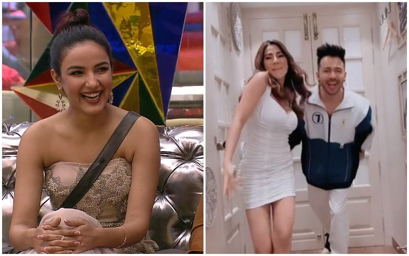 Bigg Boss 14 Finalist Nikki Tamboli Recreates Aly Goni- Jasmin Bhasin's 'Tera Suit' With Tony Kakkar; Jasmin Calls Her A 'Hottie'- WATCH