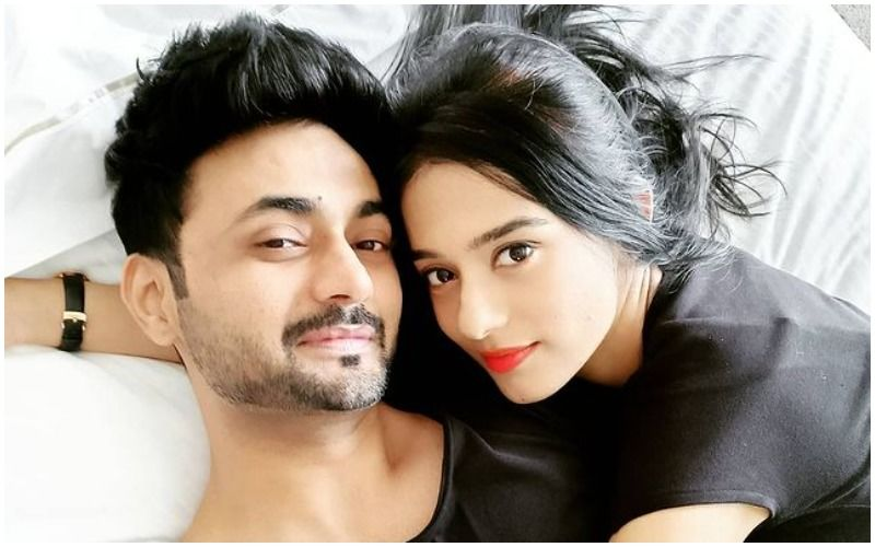 Amrita Rao And Hubby RJ Anmol Share FIRST PICTURE Of Their Newborn Baby Veer: 'Our World, Our Happiness'- PIC INSIDE
