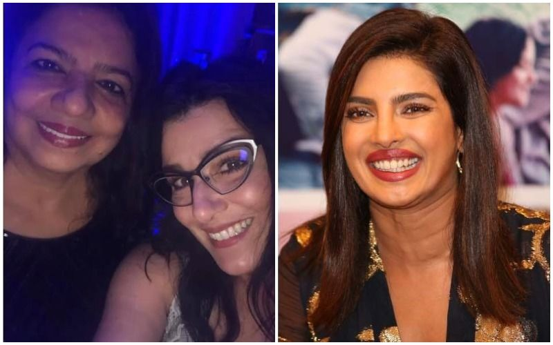 Priyanka Chopra Jonas Dedicates A Special Post To Her Mom Madhu And Mother-In-Law Denise Jonas; Says She Is 'So Lucky'