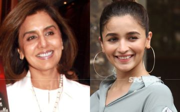 Alia Bhatt And Ranbir Kapoor's Mom Neetu Kapoor Visit Krishna Raj Bungalow Site For Inspection; Ladies Checking Out Their New Home?- VIDEO