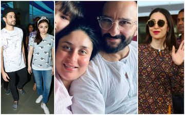 Kareena Kapoor Khan- Saif Ali Khan Take Their Baby Home: Karisma Kapoor, Soha Ali Khan- Kunal Kemmu Visit Bebo's Residence To Meet The Newborn Baby