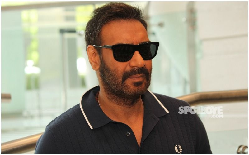 Ajay Devgn REACTS To Rumours Of Him Being Involved In A Brawl; Says 'Some Doppelganger Of Mine Seems To Have Got Into Trouble'