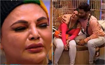 Bigg Boss 14: Rakhi Sawant Makes SHOCKING Revelations; Breaks Down And Tells Rahul Vaidya That Her Husband Is Already Married And Has A Kid