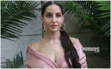 Nora Fatehi Breaks Down While Talking About Her Struggles In Bollywood: 'I Had The Biggest Shock Of My Life, The Biggest Slap In The Face'- VIDEO