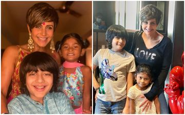 Mandira Bedi Names And Shames Troll Who Made A Nasty Comment On Her Daughter Tara: 'You Got My Attention, You Piece Of Sh*t'
