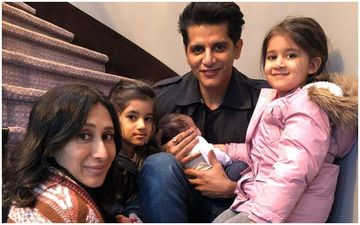 Karanvir Bohra- Teejay Sidhu REVEAL Their Newborn Daughter Gia Vanessa Snow's Face On Valentine's Day; Explain The Significance Behind Her Name