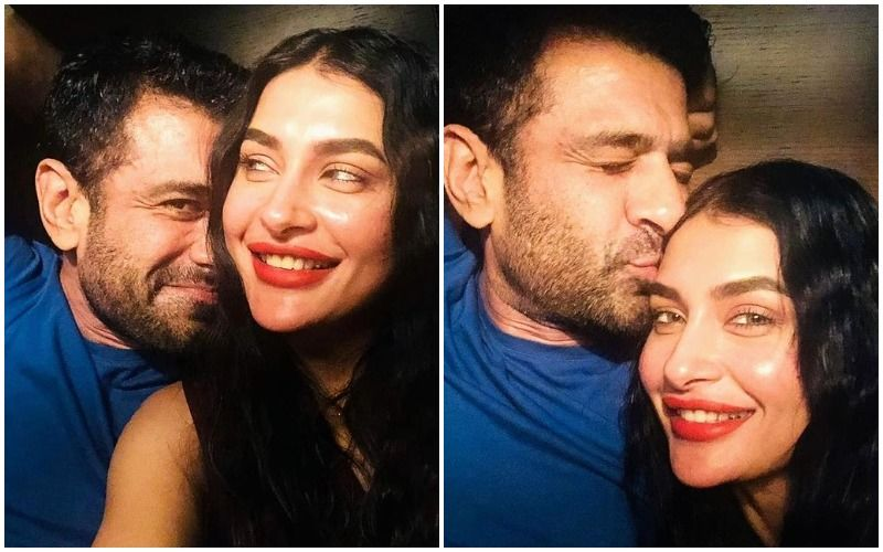 Bigg Boss 14's Eijaz Khan- Pavitra Punia Enjoy Love-Filled Moments Together; Eijaz Posts Romantic Pictures And Says 'I Love You 1 Million'