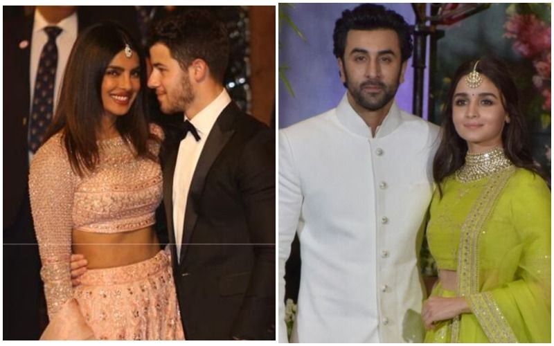 Valentine's Day 2020: Alia Bhatt Glams Up And Posts A Sweet Wish For Her 'Love' Ranbir Kapoor; Priyanka Chopra Shares A Mushy Pic With Nick Jonas