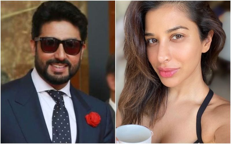 Abhishek Bachchan Gives A HILARIOUS Reply To Troll Who Asked Sophie Choudry If She's 'Getting Paid' To Give A Positive Review Of The Big Bull