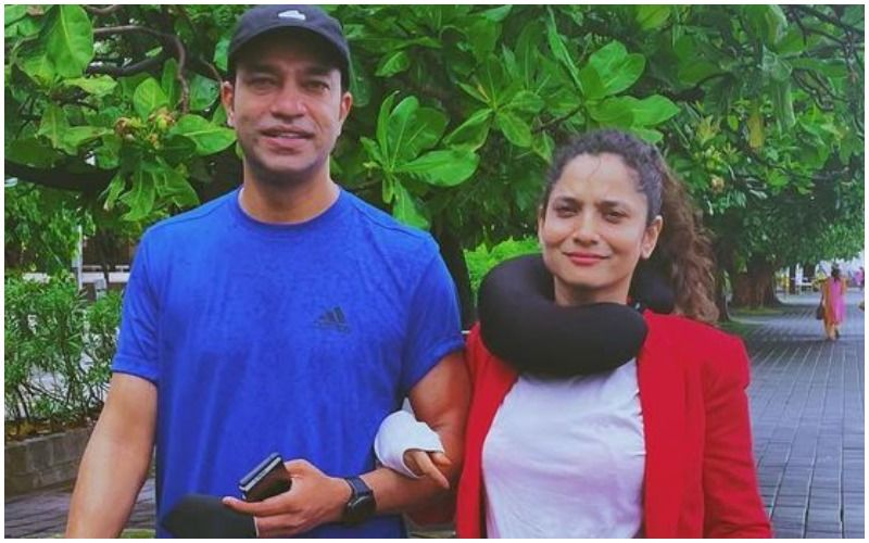 Ahead Of Sushant Singh Rajput's Death Anniversary, Ankita Lokhande Makes Comeback On Insta; Posts A Pic With BF Vicky Jain And Says 'Perfect Together'