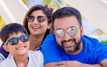 Raj Kundra SLAMS A 'Credible Magazine' For Misreporting That He Bought A Lamborghini For Son Viaan: 'Kindly Mention It Was A Toy Car'