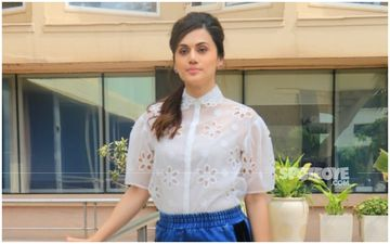 Shabaash Mithu: Taapsee Pannu SLAMS A Publication For Calling Mithali Raj 'Former' Team India Cricketer: 'Exactly The Reason This Film Needs To Be Made'