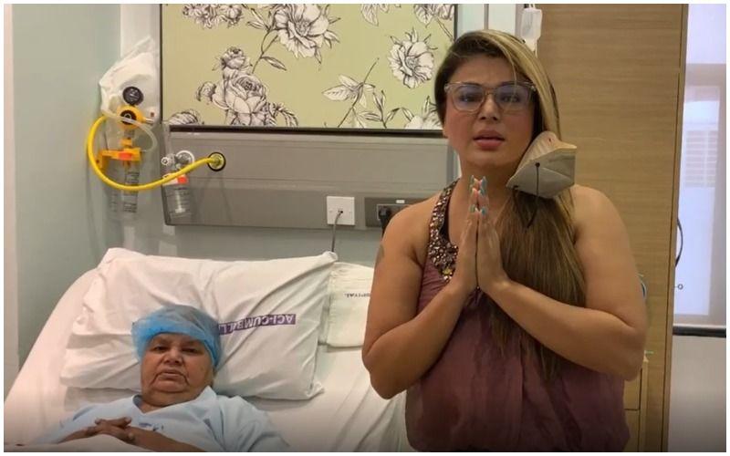 Rakhi Sawant's Mother To Undergo Operation Today; Bigg Boss 14 Contestant Thanks Salman Khan: 'Aapne Meri Maa Ki Jaan Bachayi'- VIDEO