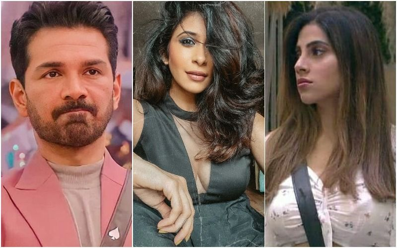 Bigg Boss 14: Kishwer Merchant Calls Out Abhinav Shukla For Planning With Nikki Tamboli And Later Claiming She's Playing Her Own Game