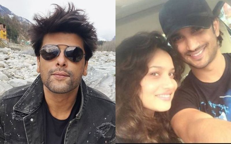 Kushal Tandon Dedicates Sushant Singh Rajput's Song To Ankita Lokhande; Says 'That's For You From Our Angel Friend'