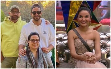 Bigg Boss 14's Aly Goni Posts An Adorable Picture With His Parents; Here's How Jasmin Bhasin Reacted To The Post