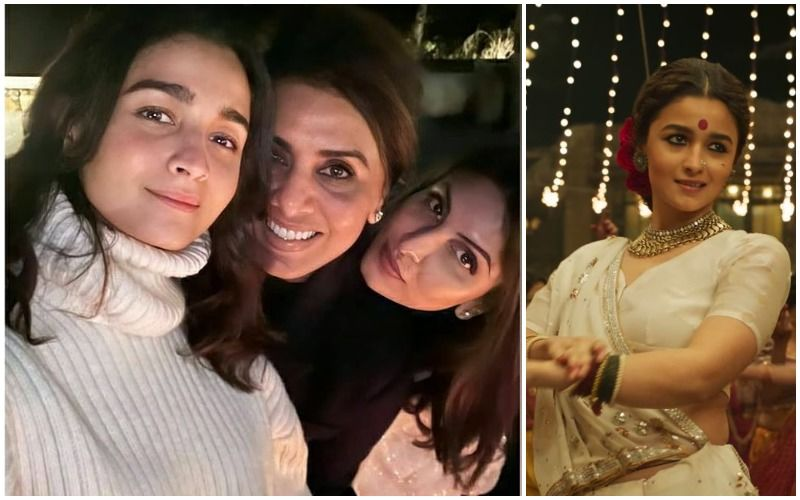 Gangubai Kathiawadi Teaser: BF Ranbir Kapoor's Mom Neetu Kapoor And Sister Riddhima Kapoor Blown Away By Alia Bhatt's 'Outstanding' Performance