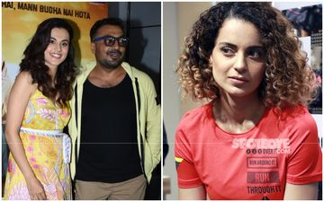 Kangana Ranaut REACTS To A Report About Taapsee Pannu And Anurag Kashyap's Allegedly Deleted Phone Data; Says 'I Had My Suspicions'