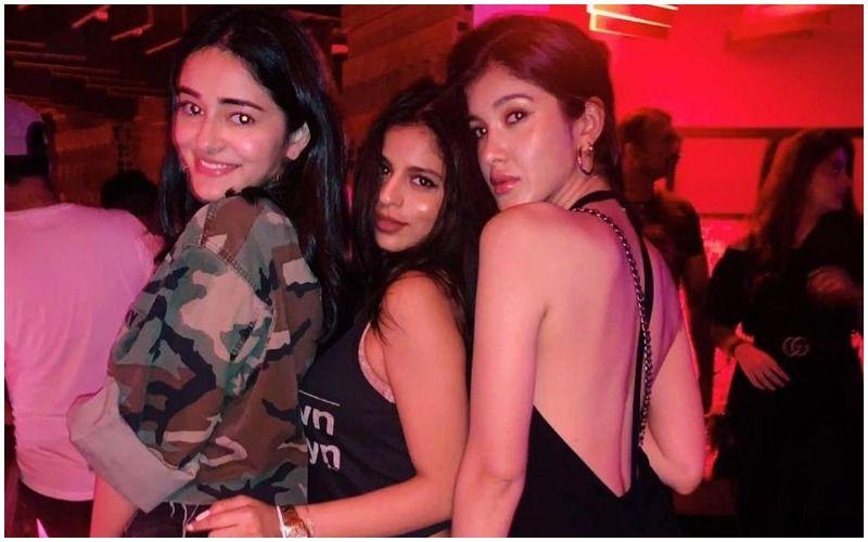 Ananya Panday Calls BFFs Suhana Khan And Shanaya Kapoor Her 'Biggest Cheerleaders'; Feels Female Friendships Are Underrated