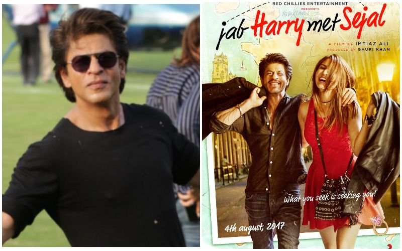 Fan Asks Shah Rukh Khan About The Sequel Of 'Jab Harry Met Sejal'; King Khan Has A Hilarious Reply About His 'Box Office Failures'