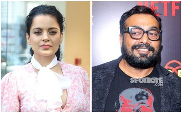 Kangana Ranaut On IT Raid On Anurag Kashyap: 'Is It A Coincidence That Every Stakeholder Of Phantom And Kwan Has Been Accused Of Harassment?'