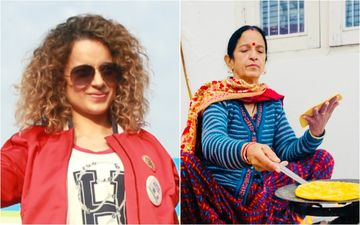Kangana Ranaut Says 'No Jugad Like Desi Jugad' While Sharing A Picture Of Her Mother's Resourceful Invention For Cooking Outside In The Sun