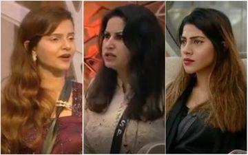 Bigg Boss 14: Rubina Dilaik SLAMS Sonali Phogat's VIP Nature After Latter Throws Food In The Dustbin; Nikki Tamboli Asks 'Sharam Nahi Aati?'- VIDEO