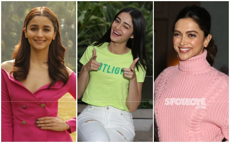 Ananya Panday Says Deepika Padukone Would Look 'Sexy As Hell' Even If She Wears A Potato Sack; Reveals What Alia Bhatt Looks Best In