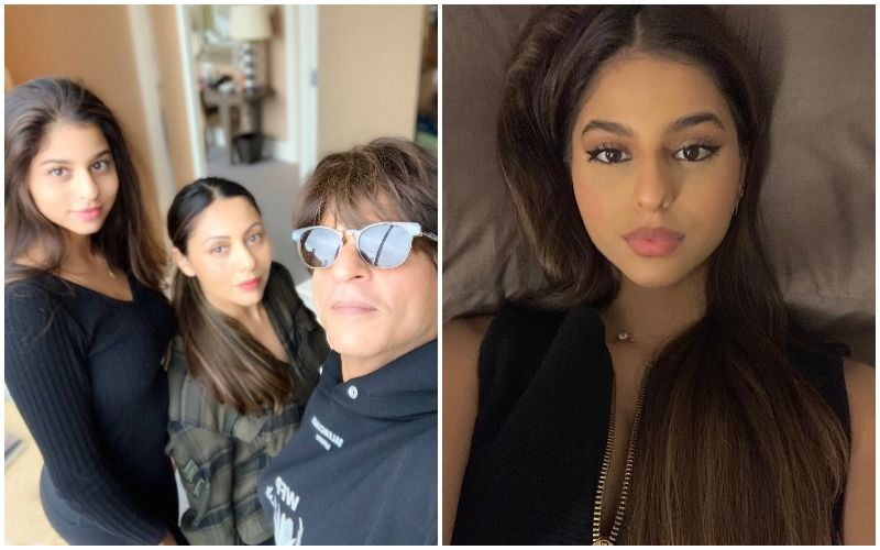 Shah Rukh Khan's Daughter Suhana Khan DELETES Her Latest Instagram Pictures From New York; Restricts Comments On Her Posts
