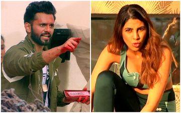 Bigg Boss 14 Feb 10 SPOILER ALERT: Devoleena Bhattacharjee- Paras Chhabra Target Nikki Tamboli In Ticket To Finale Task; Nikki Leaves Rahul Vaidya FURIOUS