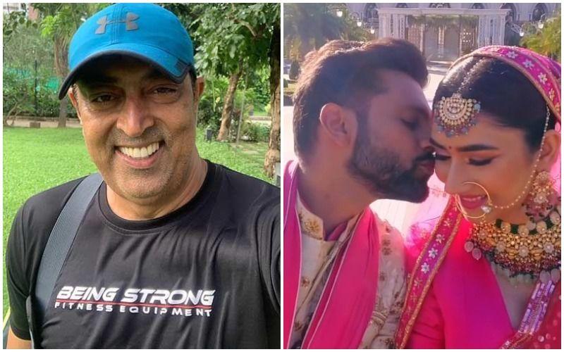 Vindu Dara Singh Heaps Praise On Bigg Boss 14 Contestant Rahul Vaidya And Disha Parmar's Song Madhanya: 'Its Like A Trailer For Their Actual Wedding'