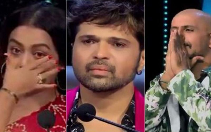 """Indian Idol 12: Judges Neha Kakkar, Himesh Reshammiya, Vishal Dadlani TROLLED For Their """"Over The Top Reaction"""" On Contestants' Stories; Twitter Flooded With Hilarious Memes"""