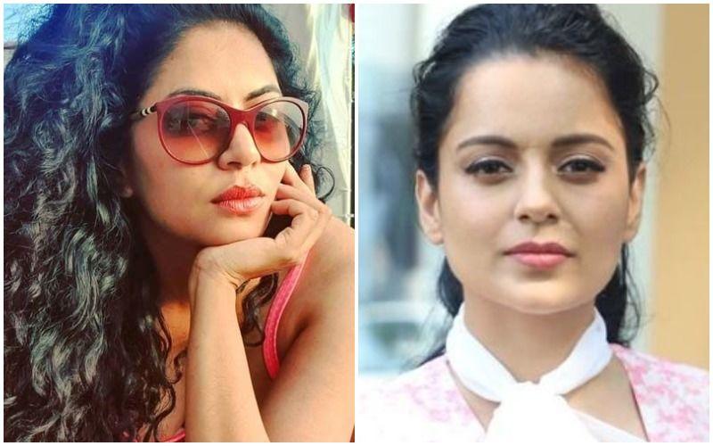 Kavita Kaushik REACTS 'Kaunse Zamaane Ki Baat Ho Rahi Hai?' Over Kangana Ranaut's Comment On White People Post Twitter Account Suspension